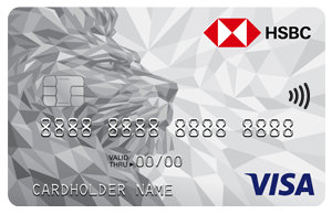Product image of HSBC Visa Classic Credit Card