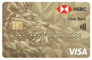 Product image of HSBC Visa Cashback Credit Card