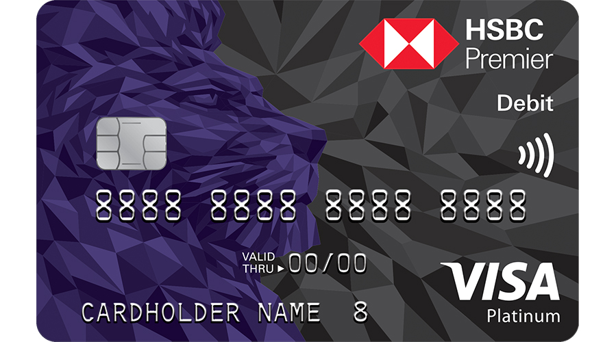 Product imagge of HSBC Visa Platinum Debit Card